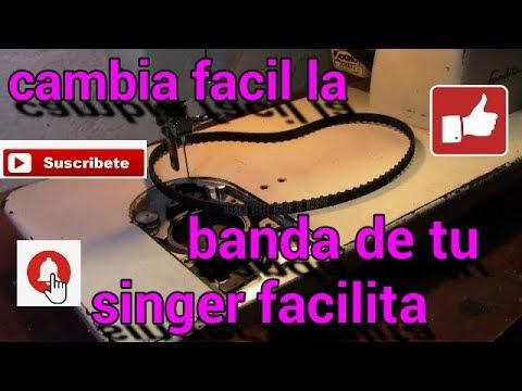 Como Ajustar El Cangrejo De Una Maquina De Coser Singer