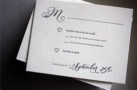 "RSVP cards wording. ""be there in spirit""   Wedding   Pinterest"
