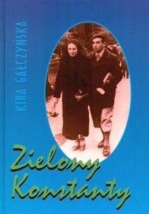 Okładka książki Zielony Konstanty