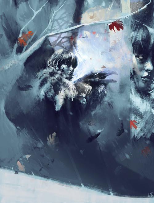 Game of Thrones: The Last Greenseer byKittrose