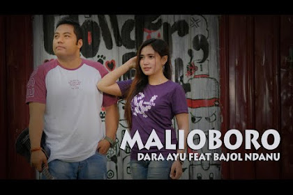 Lirik lagu Dara Ayu Ft. Bajol Ndanu - Malioboro (Reggae Version)