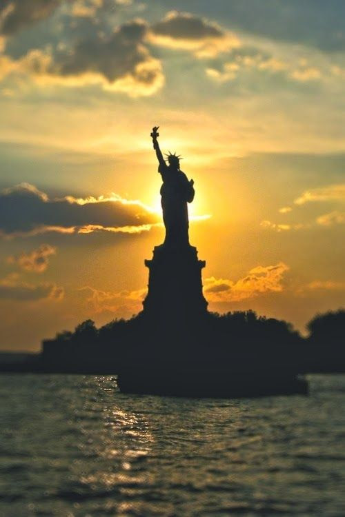 Hey there, lady Liberty.