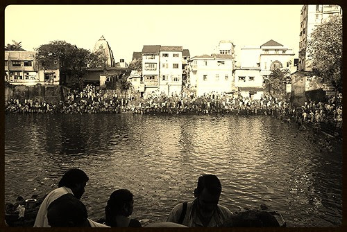The Golden Dawn At Banganga by firoze shakir photographerno1