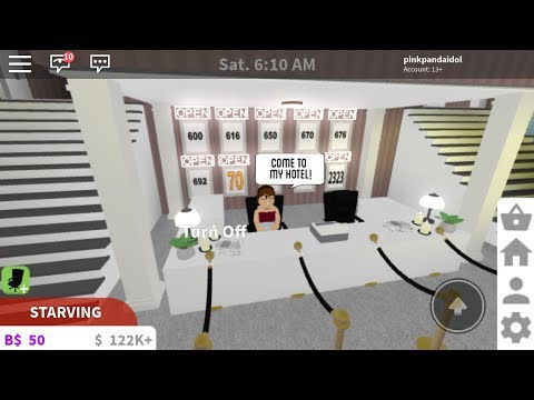 Codes For Hotels On Roblox Bloxburg Free Robux Hack For Amazon