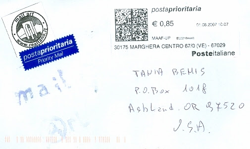 Maurizio Follin, Italy, Posted 08/07