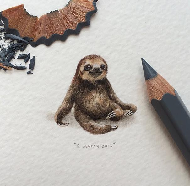 tiny-potluck-100-paintings-ants-lorraine-loots-1-1
