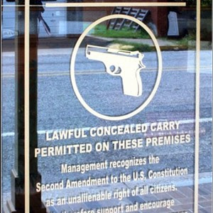 Carrying Concealed In The 'Busybody Culture'