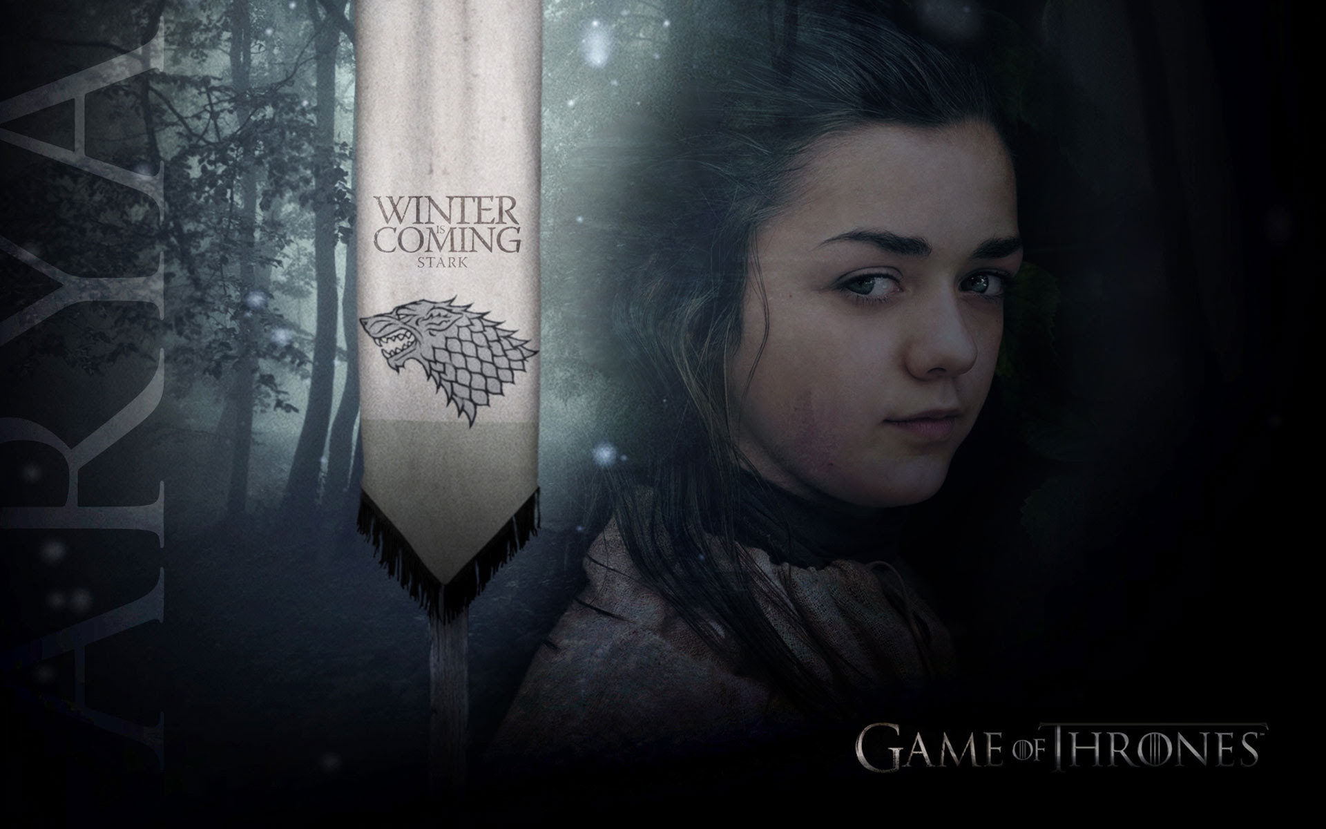 Arya Stark Game Of Thrones Wallpaper 23883756 Fanpop Page 11