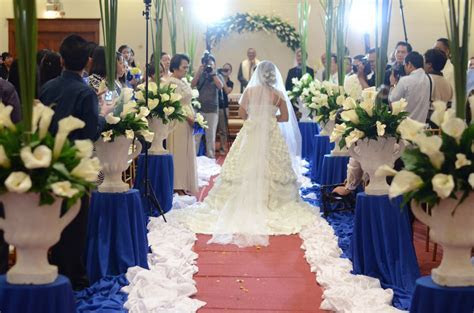 Philippine Traditions: Weddings