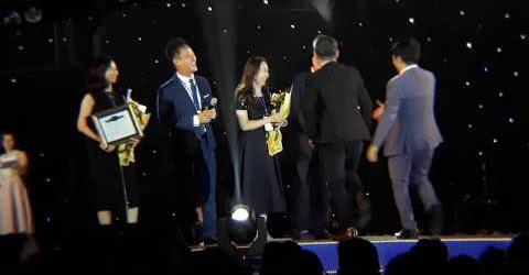 Lễ công nhận danh hiệu Founder Emerald - Kinh doanh Amway
