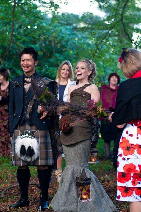 Pheigi & Kiichiro?s Japanese/Scottish Fusion Wedding