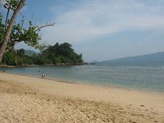 Pantai pasir putih Watulimo, Trenggalek