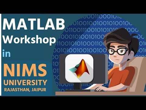 Matlab Workshop 2019 | Institute of Engineering and Technology