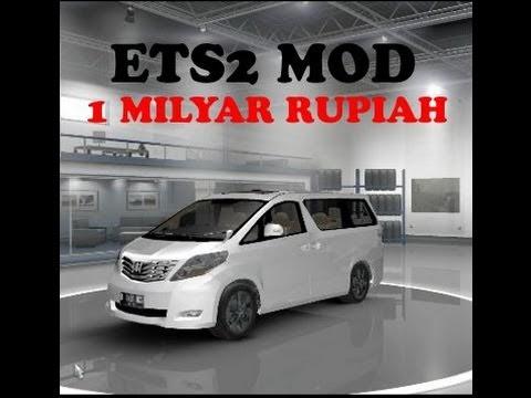 39 Top Terbaru Mod Mobil Alphard Ets2