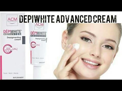 DEPIWHITE advanced Cream, skin whitening Cream Depiwhite Advanced Cream Before and after