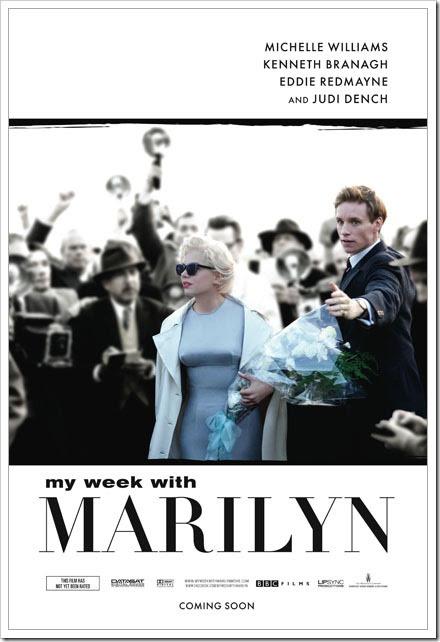 MY WEEK WITH MARILYN - WATCH MOVIE TRAILER