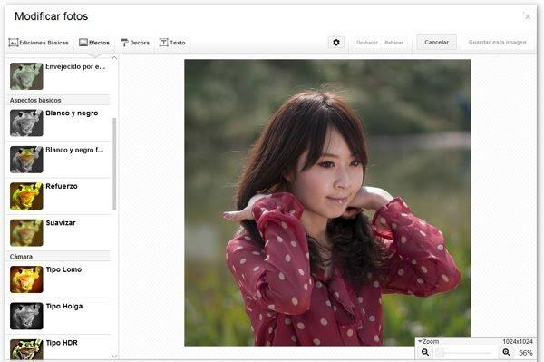 editor de fotografias google kit creativo