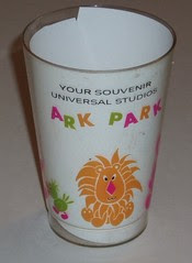 Universal Studios Ark Park glass