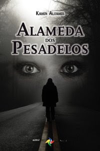 Alameda dos Pesadelos, Karen Alvares, Editora Cata-vento, livro, capa, sinopse, comprar