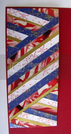 Christmas greeting card tutorial