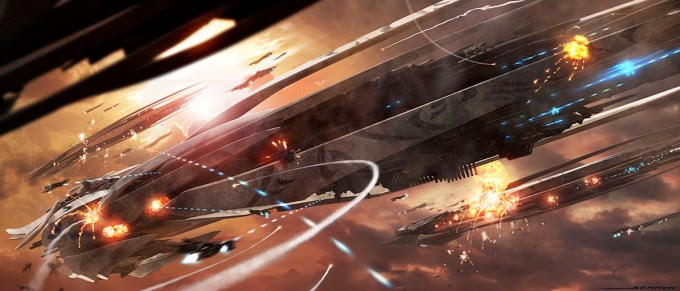 Greg_Semkow_Concept_Art_Alien Ship_Mood
