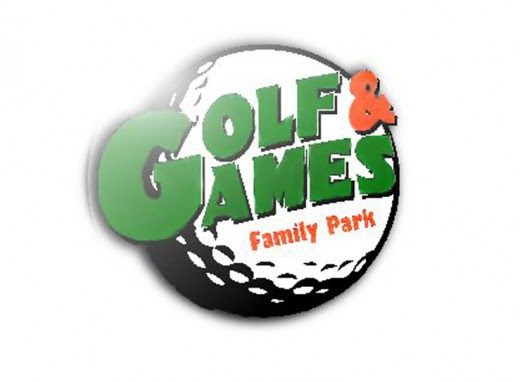 Golf and Games Logo with light