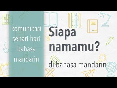 Bahasa Mandarin Halo Nama Saya Portal Belajar Bahasa