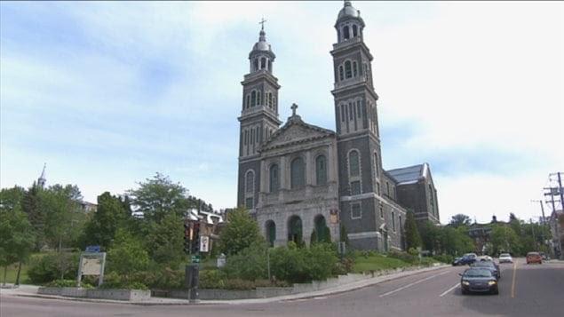 La Cathédrale de Chicoutimi