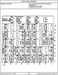 Fuse Box 1998 Buick Century - Wiring Diagram | 1998 Buick Century Fuse Box |  | Wiring Diagram