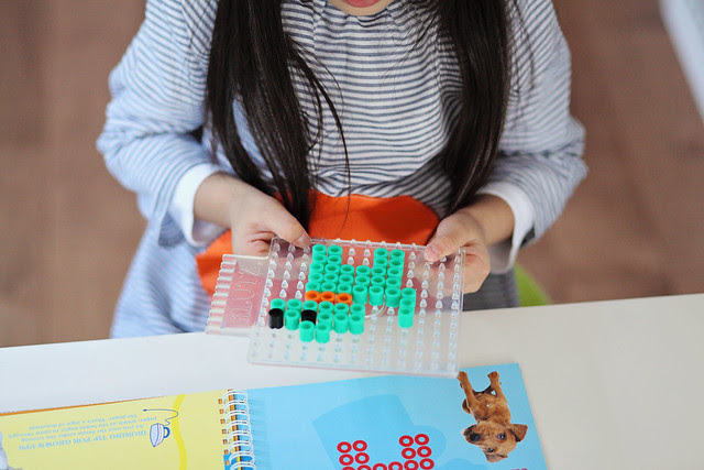 crafty: melty beads
