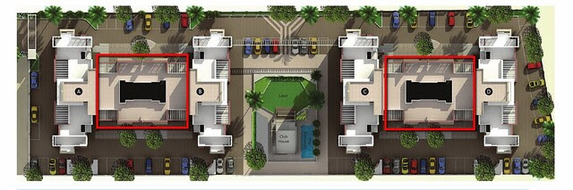 Position of 2 BHK Flats in A, B, C, D Buildings of Reelicon Alpine Ridge Pancard Club Baner Pune