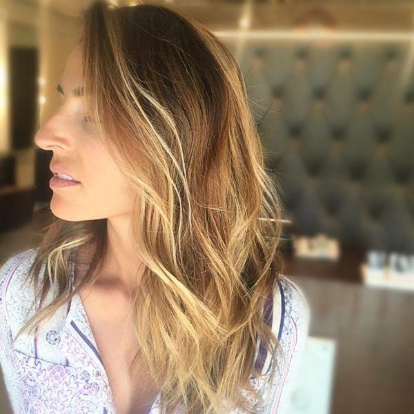 Frisuren Lange Haare Blonde Strahnen Beliebte Jugendhaarschnitte 2019