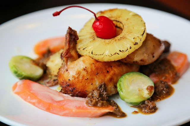 Traditional Cornish Hen (S$16.80)