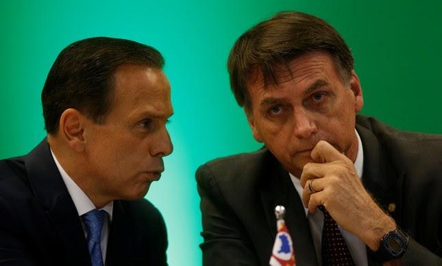Coronavírus: governadores preparam nota de resposta às críticas de Bolsonaro
