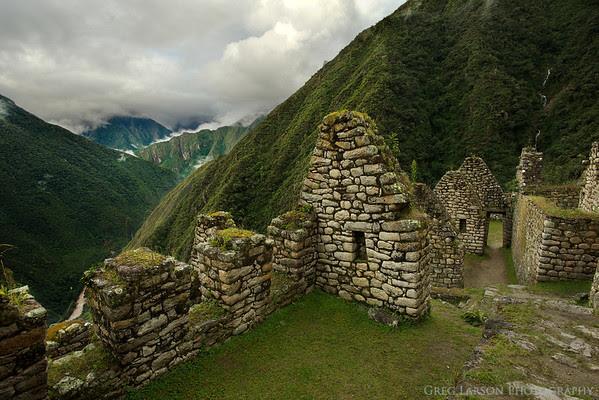 Wnay Wayna Ruins