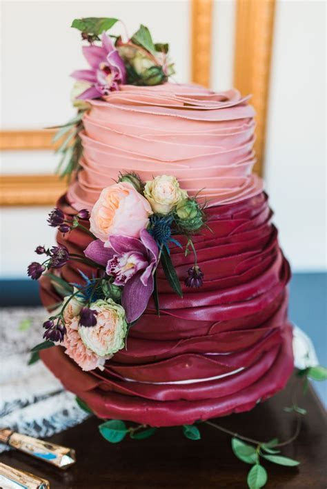 Fantastic French Wedding Ideas   Cakes & Dessert Tables