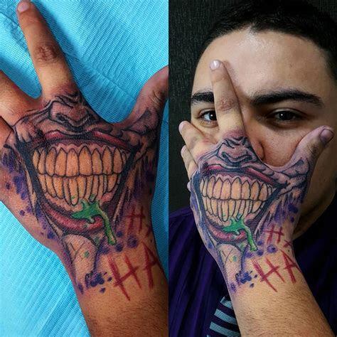 eddie vazquez fun tattooing jokers