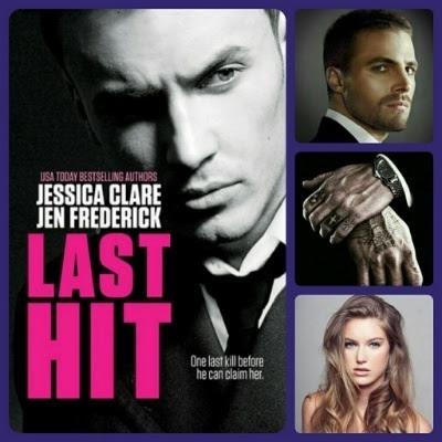Resultado de imagem para Jessica Clare-Hitman-01-Last Hit