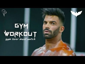 Gym lover status motivational