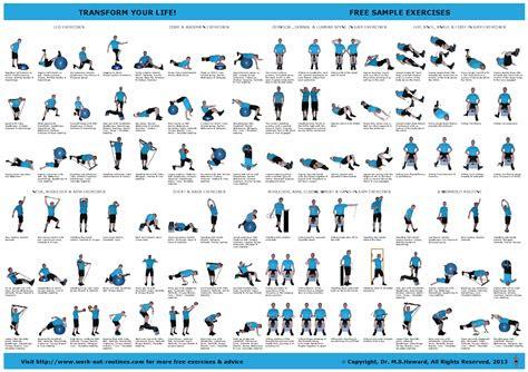 fitness workout plan  men arienne doucet