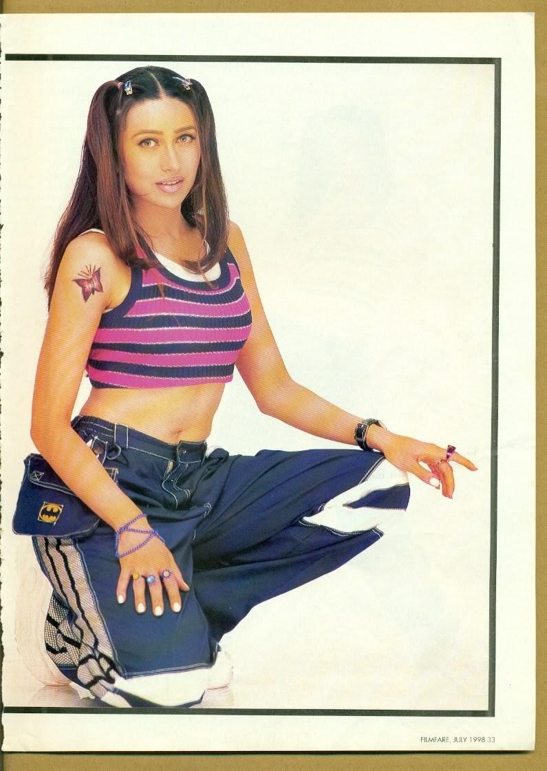 Masala Board Sexy Karishma Kapoor Unseen-7362