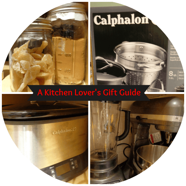 love to cook and bake i love more gadgets and gizmos than my