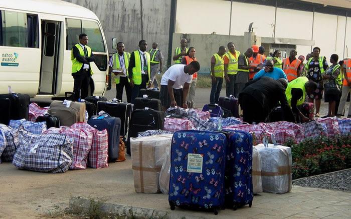 Image result for nigerian deportees