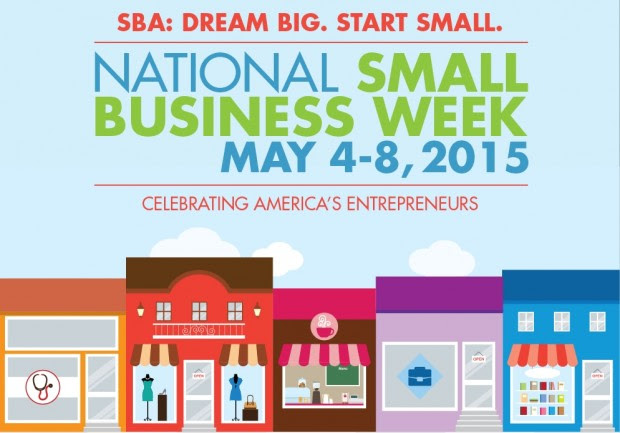 2015 small business week activities