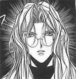Watari from Yami no Matsuei (manga)