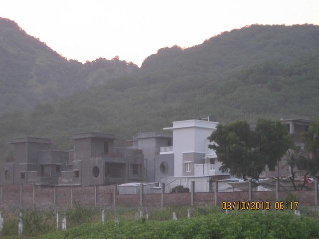 Shreeji Properties' Forest View Bungalows at Somatane PhataIMG_3228
