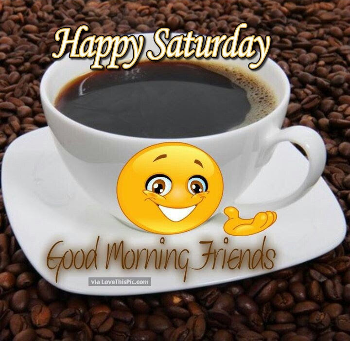 Happy Saturday Good Morning Friends Pictures Photos And Images For