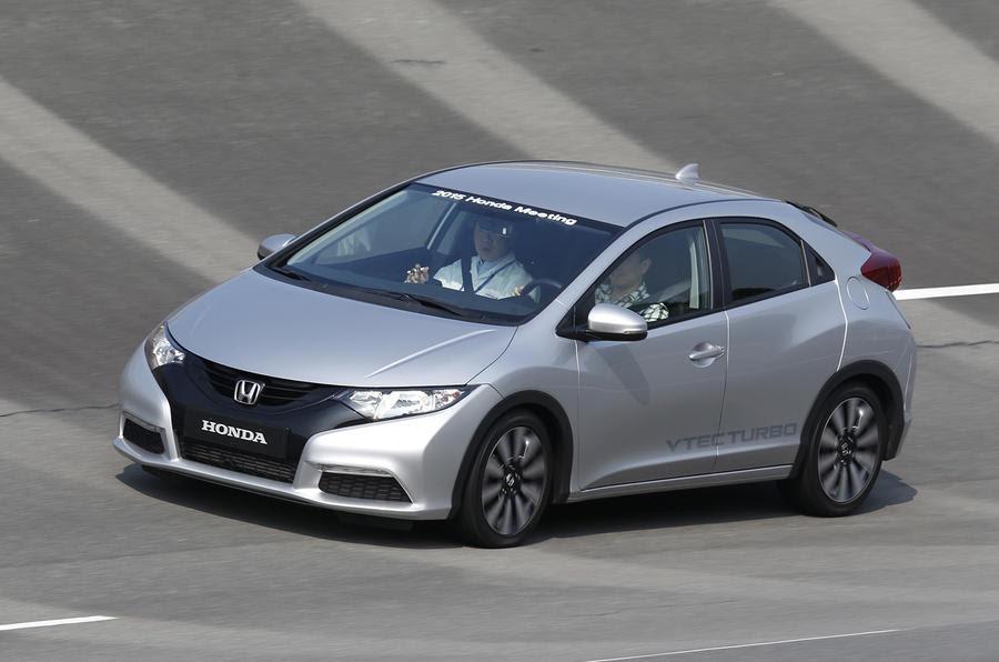 2017 Honda Civic 1.0 prototype review | Autocar