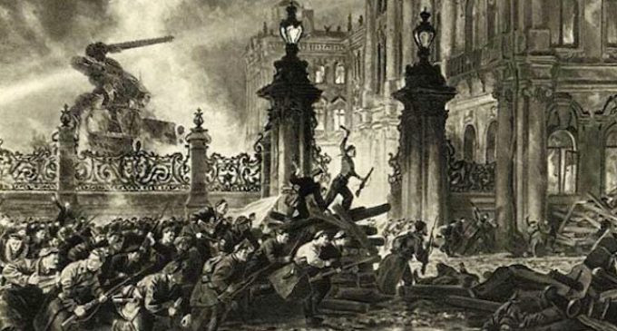 Resultado de imagen de Revolución de Octubre