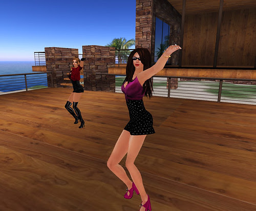 Dancing with Meara